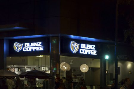Blenz Coffee Burrard