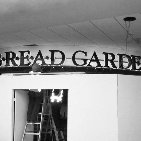 Bread Garden Installation