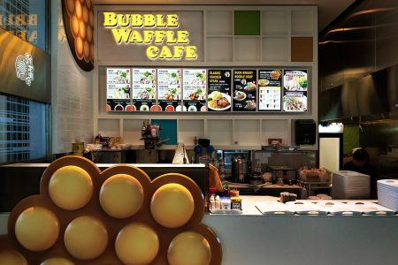 Bubble Waffle Richmond Centre