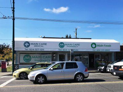 Main Care Pharmacy