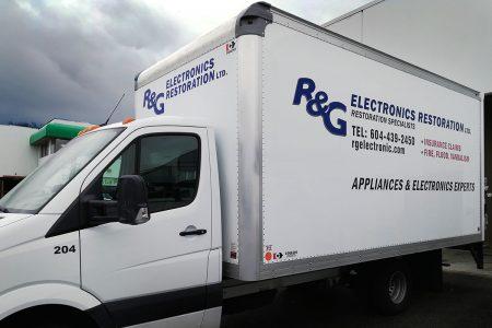 R&G Electronics Restoration